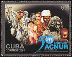 Cuba 3918 ** MNH. 2001 - Unused Stamps