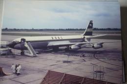 BOAC  B 707   G APFE - 1946-....: Era Moderna
