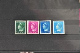 I 363 ++ NETHERLANDS COLLECTIONS HINGED PLAK(REST) - Postzegels