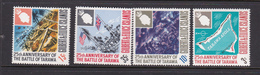 Gilbert And Ellice Islands SG 150-153 1968 25th Anniversary Of The Battle Of Tarawa MNH - Îles Gilbert Et Ellice (...-1979)