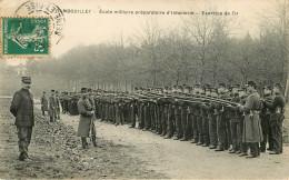 Dép 78 - Militaria - Régiments - Rambouillet - Ecole Militaire Préparatoire D'Infanterie - Exercice De Tir - état - Rambouillet