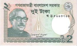 Bangladesh - Pick 52b - 2 Taka 2012 - Unc - Bangladesh