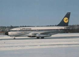 Boeing 737-230 (D-ABFH) De La Compagnie Lufthansa - 1946-....: Moderne