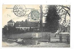 MEURSAULT  (cpa 21)   Asile Bourgogne -    - L 1 - Meursault
