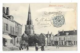 MEURSAULT  (cpa 21)   L'Eglise -    - L 1 - Meursault