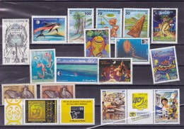 NOUVELLE CALEDONIE  : : Y&T :lot De 17 Timbres ** - Nuova Caledonia