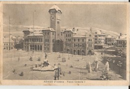 ASIAGO(VICENZA) PIAZZA UMBERTO I D'INVERNO-FP - Vicenza