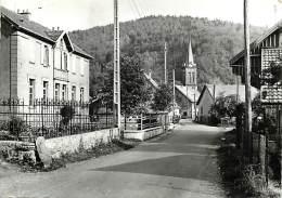 -ref-R904 - Territoire De Belfort - Lepuix Gy - Rue De L Eglise - Carte Bon Etat - - Autres Communes