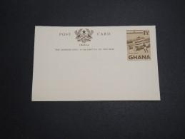 GHANA - Entier Postal Non Voyagé - A Voir - L 5762 - Ghana (1957-...)
