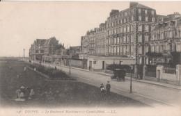 76 Dieppe   Le Boulevard Maritime - Dieppe