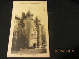 Cpa RIEUPEYROUX (12) Le Château De La Planque - Otros Municipios