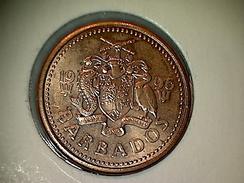 Barbados 1 Cent 1996 - Barbados