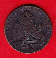 BELGIQUE MORIN N° 68 UNC Mais Coup Sur La Tranche. (PD28) - 1831-1865: Léopold I