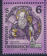 AUSTRIA - SAN BENEDETTO - Cristianismo