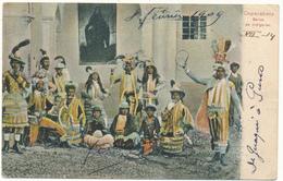 BOLIVIA , Copacabana - Bailes De Indigenas - Bolivie