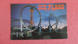Amusement Rides  Six Flags Over   Texas   =- Ref 2408 - Altri