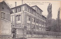 CARTE POSTALE   ISSY Les MOULINEAUX 92   Rue Du Parc (Institution Fontaine) - Issy Les Moulineaux