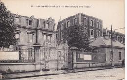 CARTE POSTALE   ISSY Les MOULINEAUX 92   La Manufacture Des Tabacs - Issy Les Moulineaux
