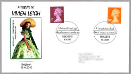 A Tribute To VIVIEN LEIGH - Gone With The Wind. Brighton 2013 - Cinema