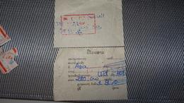 Bus Ticket From THAILAND (Norther Regions - Bus Fahrkarte Year 2010 - Transportation
