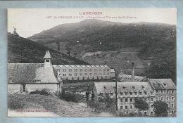 CPA - L'Aveyron - St Geniez D'Olt (12) - 487. Chapelle Et Usine De St-Pierre - Francia