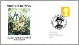MARINES OF TRAFALGAR - NELSON - Guerras Napoleonicas - Napoleonic Wars. Birmingham 2014 - Napoleón