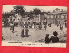 64 Pyrenées Atlantiques Bayonne La Place Saint Esprit - Bayonne