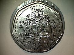Barbados 1 Dollar 1994 - Barbades
