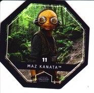 11 MAZ KANATA 2016 STAR WARS LECLERC COSMIC SHELLS - Episode II