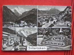 "Interlaken (BE) - Mehrbildkarte ""Interlaken"" - BE Berne"