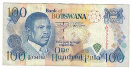 Botswana 100 Pula 1993 - Botswana