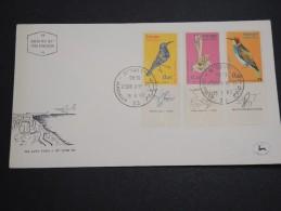 ISRAËL -  Enveloppe FDC En 1963 , Thème Oiseaux - A Voir - L 5799 - FDC