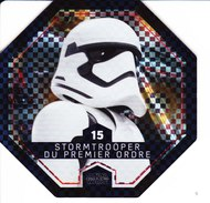 15 STORMTROOPER DU PREMIER ORDRE 2016 STAR WARS LECLERC COSMIC SHELLS - Episode II