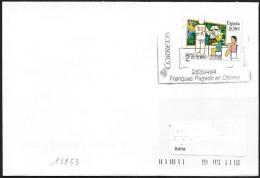 Spagna/Spain/Espagne: Lettera, Lettre, Letter - 1931-Oggi: 2. Rep. - ... Juan Carlos I