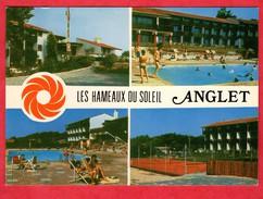 64 Pyrenées Atlantiques Anglet Les Hameaux Du Soleil Carte Multivues - Anglet