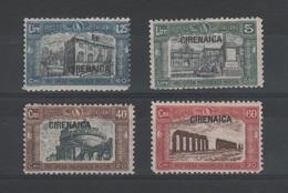 Francobolli Colonie Italiane Cirenaica Milizia I MLH - Cirenaica