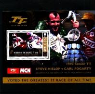 ISLE OF MAN - 2011  GREATEST  TT RACE  MS MINT NH - Isola Di Man