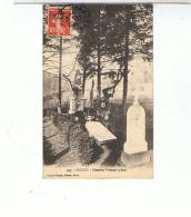 08..HOLLY   CIMETIERE  FRANCAIS  1870   TBE  1D524 - Frankreich