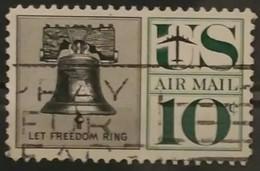 ESTADOS UNIDOS 1960. Campana De La Libertad. Correo Aéreo. USADO - USED. - Estados Unidos