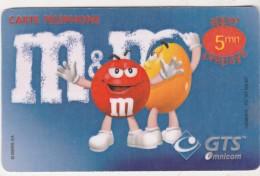M M    / OMNICOM - Prepaid Cards: Other