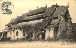 XIENG KHOUANG  Pagode En Ruines - Laos