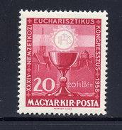 Hungary  Sc# B94d  MH  1938 - Hungary