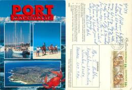 Port Macquarie, NSW, Australia Postcard Posted 1999 Stamp - Port Macquarie
