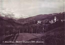 S.Anna Pelago (MO) - Stazione Climatica, Affrancata E Viaggiata 1954 - Modena