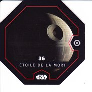 36 ETOILE DE LA MORT 2016 STAR WARS LECLERC COSMIC SHELLS - Episode II