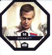 52 KRENNIC  2016 STAR WARS LECLERC COSMIC SHELLS - Episode II