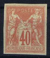 Colonies General Yv 27  MNH/**/postfrisch/neuf Sans Charniere - Sage
