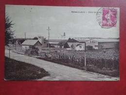 CPA 45 BRIARE USINE DE JOUETS - Briare