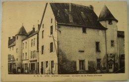 Vienne Civray Un Coin De La Place D'armes - Civray