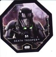 51 DEATH TROOPER 2016 STAR WARS LECLERC COSMIC SHELLS - Episode II